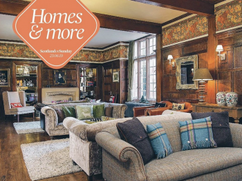 The Scotsman Feature on Bearnock Lodge
