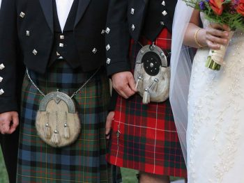 Wedding venue highlands scotland