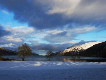 Family Winter Breaks in the Highlands of Scotland